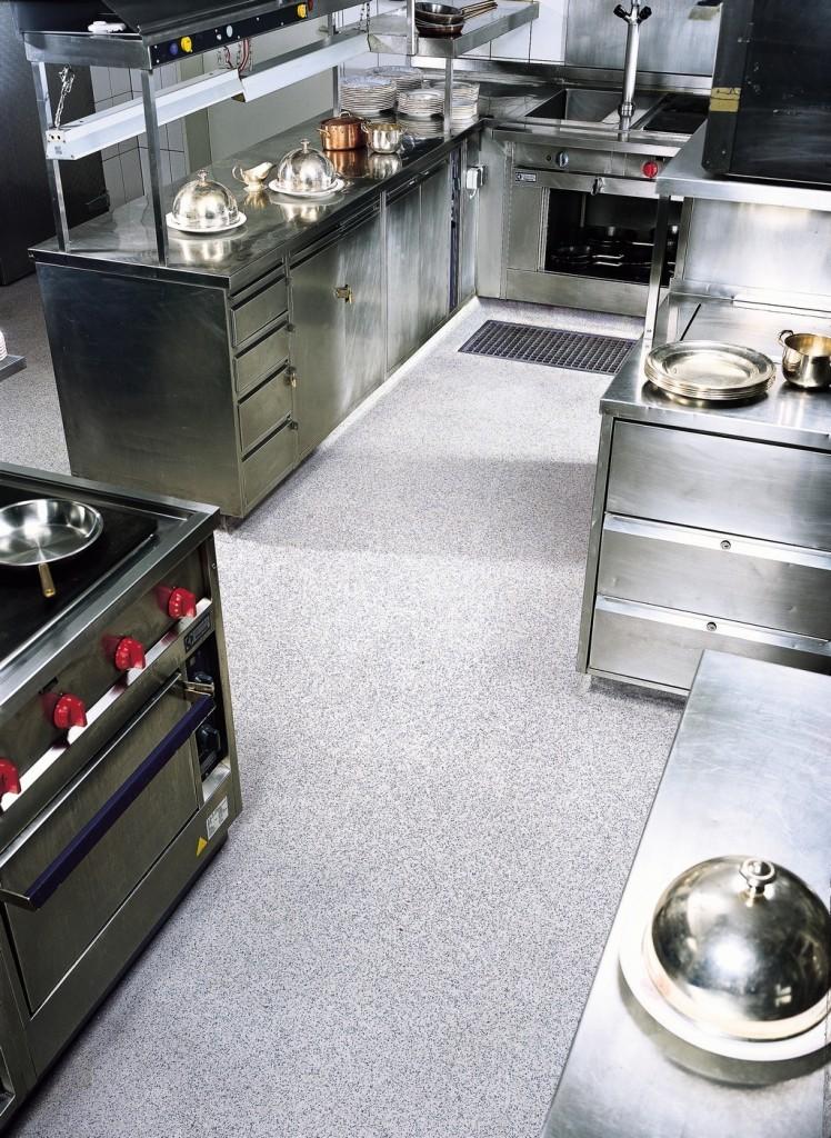 ציפויי בטון למטבחים מוסדיים, מסעדות וחדרי אוכל